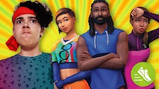 The Sims 4 Fitness Stuff İncelemesi!