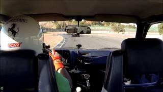 AE86 at Jarama Circuit