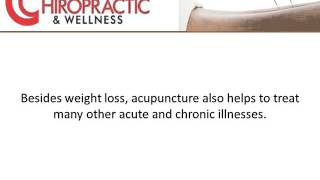 Killeen Acupuncture For Weight Loss