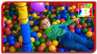Indoor Playground Fun for Family and Kids at ELAT Play Center  Bogdan`s Show  Family Playlab