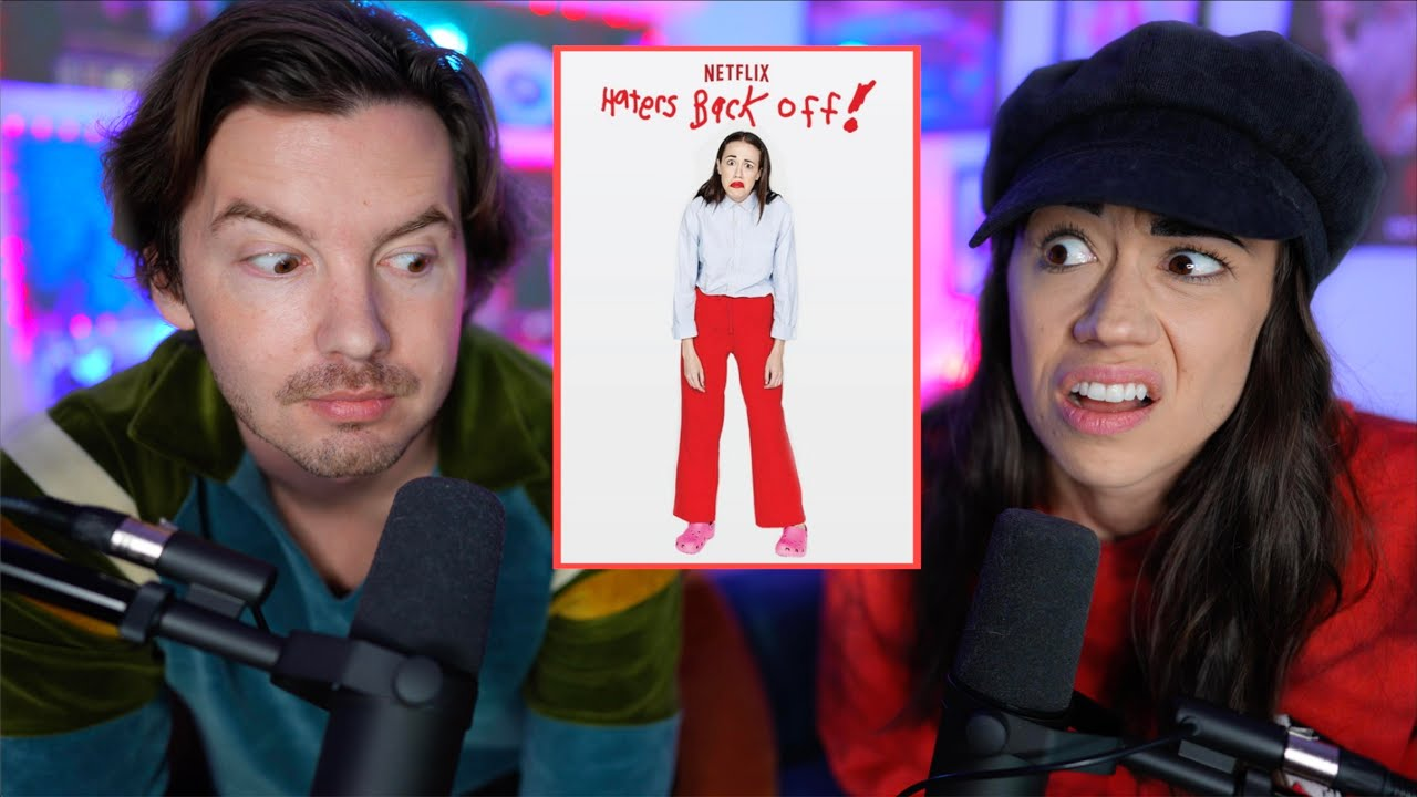 Download REACTING TO HATERS BACK OFF EP 3! -  RELAX #17