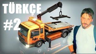 Roadside Assistance Simulator Türkçe | Takla A.Ş | Bölüm 2