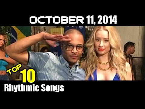 Top 10 Rhythmic Songs Of The Week- October 11, 2014