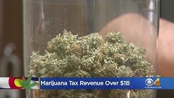 Marijuana Tax Revenue Surpasses $1 Billion In Colorado