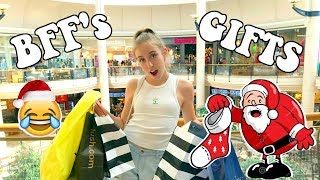 She Want's SOCKS for Christmas?!! Shopping for My Best Friends!