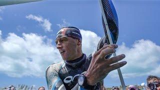 Vertical Blue 2016 - William Trubridge sets a new World Record