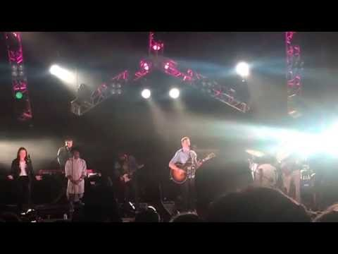 Tim Hughes - A Pocket Full of Faith - live & open-air - Big Church Day Out 2016