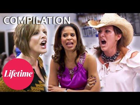 COMPETITION INSANITY! ALDC VS. ALDC - Dance Moms (Flashback Compilation) | Lifetime