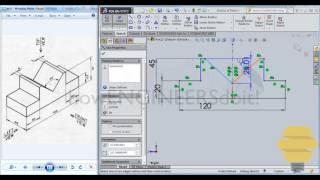 SolidWorks Beginners|Exercise 6|Practice session