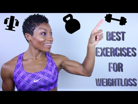 Best Exercises for Weight-loss