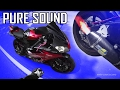 Very LOUD Yamaha R6 SOUND with LeoVince exhaust 🔥 | REVs & High speed Flyby