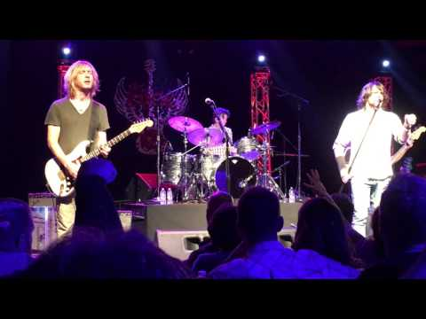Kenny Wayne Shepherd Band, B B King Medley,  February 2, 2017