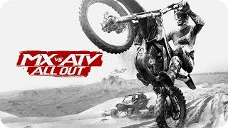 "MX vs ATV All Out [Xbox One X] ""Un Juego de Cross como los de Antes"""