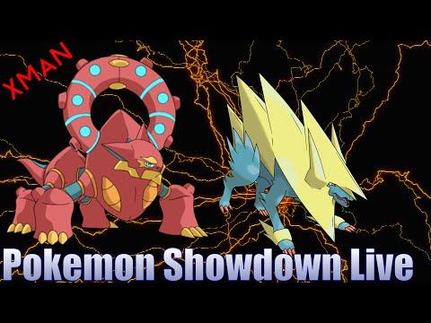 "Pokemon Showdown ORAS OU Live ""Volcanion POWER"""