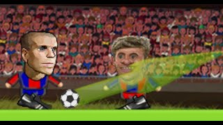 Football Headz Cup Full Gameplay Walkthrough