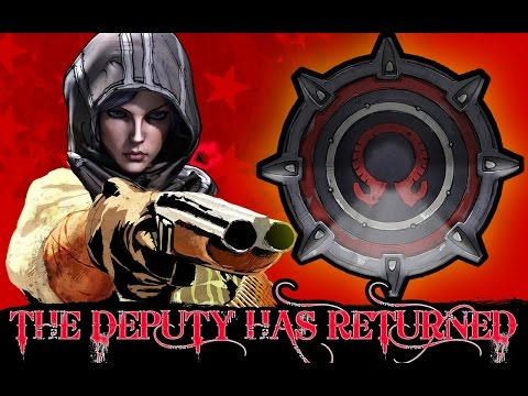 Borderlands The Pre Sequel: The Deputy has Returned.