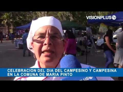 VISIONPLUSTV EN LA COMUNA DE  MARIA PINTO