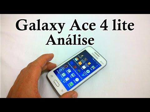 Galaxy Ace 4 lite - Análise do Aparelho [Review Brasil]
