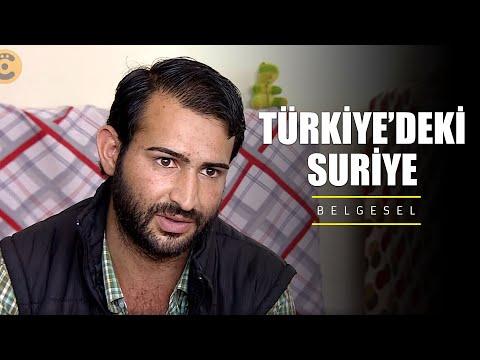 """""""Türkiye'deki Suriye"""" Belgeseli"""