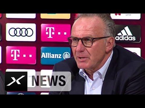"""Karl-Heinz Rummenigge: FC Bayern München """"menschlicher"""" als andere Topklubs   FC Bayern München"""