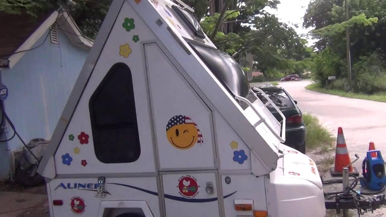 Aliner expedition for sale craigslist - Aliner Alite 400 Folding Camper Trailer