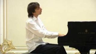 Miroslav Kultyshev Chopin waltz no. 5 A flat major op. 42
