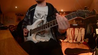 Malevolence - Slave To Satisfaction Guitar Cover