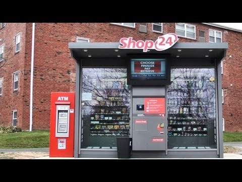 24 Hour Vending in South Philly