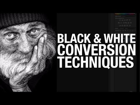 Black And White Photography Editing Techniques In Adobe Photoshop