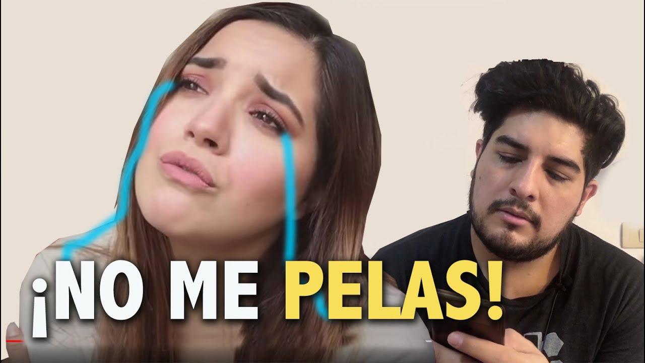 CUANDO NO LA PELAS - Cristiano banano ft. Victoria Caballero