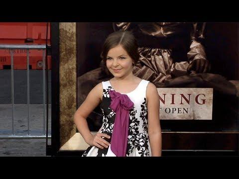"Samara Lee ""Annabelle: Creation"" Premiere In Los Angeles"
