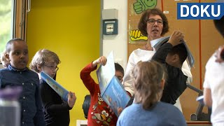 Pltzlich Lehrerin Klassen-Kampf in der Grundschule  hessenreporter