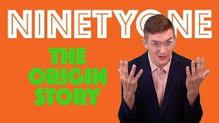 Ninety One: The Origin Story   Qpop History   AZ, Zaq, Alem, Bala, Ace