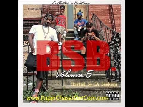 Troy Ave Ft.  Young Lito, King Sevin & Avon Blocksdale -BSB Vol  5 (2014 Full Mixtape New CDQ Dirty)