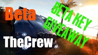 [PC] The Crew (Deutsch) ♦ Beta Key Giveaway!