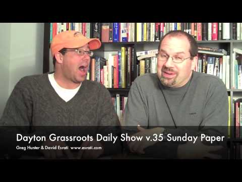 Dayton Grassroots Daily Show v.35 the Sunday Paper