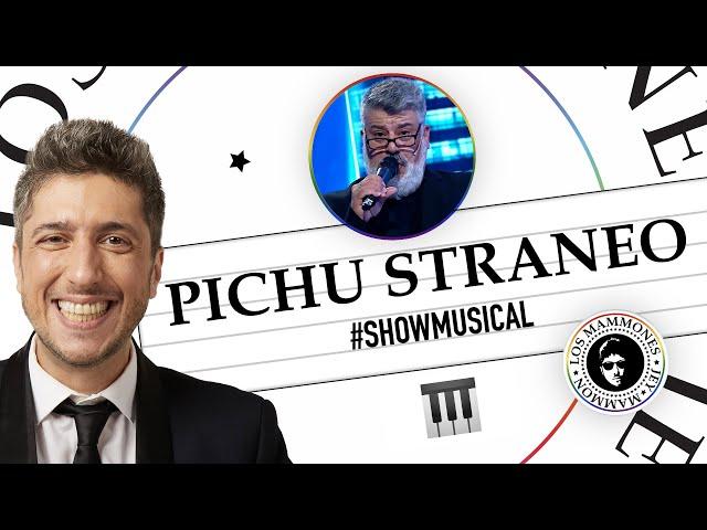 Pichu Straneo y Jey Mammón en el #ShowMusical 🎶🎤 - LOS MAMMONES 12/05/21