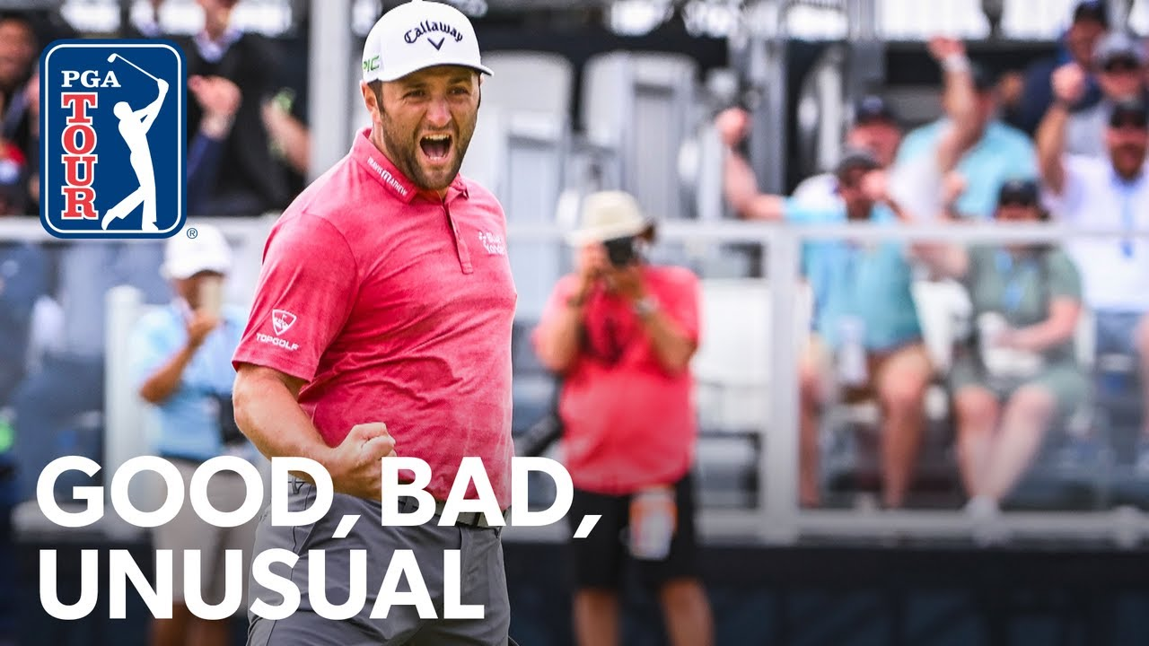 A dRAHMatic win, Hovland's unusual WD & McIlroy's sandwich superstition