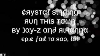 Download Run This Town by Jay-Z featuring Rihanna - Cover by Crystal Rouse Mp3