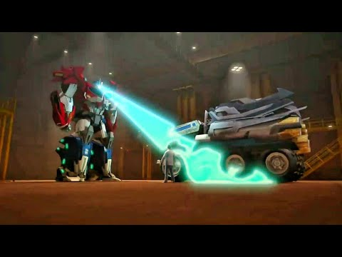 Transformers Prime Season 03 Episode 5 Project Predacon In Hindi. Optimus Prime Got New Vehicle Mode