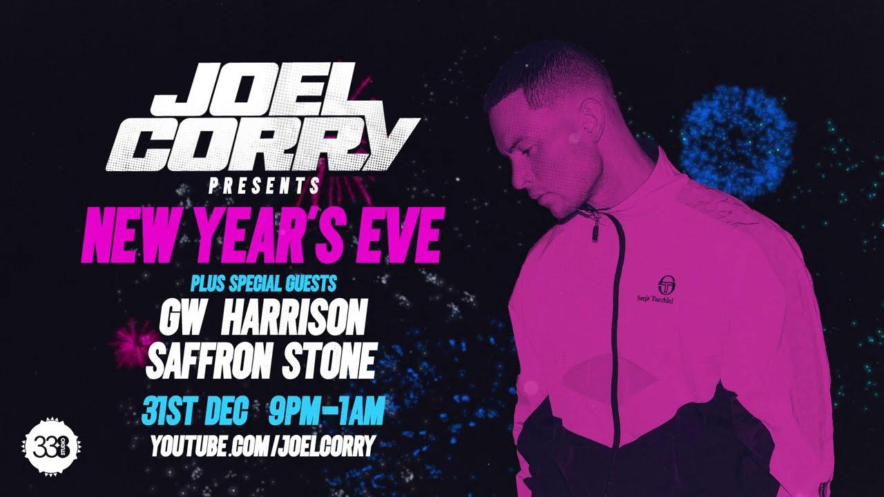 Joel Corry Presents: New Year's Eve | Goodbye 2020 Hello 2021