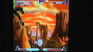 MvC2: Phocus vs Romneto FT10 Money Match 3 pt 2 .:8.6.10:.