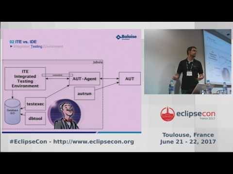 Getting Started With Jubula - An UI Test Automation Framework, By Markus Tiede