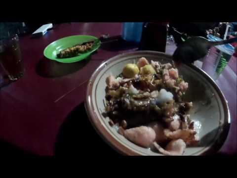 STREED FOOD   BUBUR AYAM DI STASIUN DEPOK LAMA
