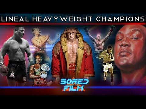 Download Lineal Heavyweight Champions - Complete Chronology (The Man Who Beat The Man)