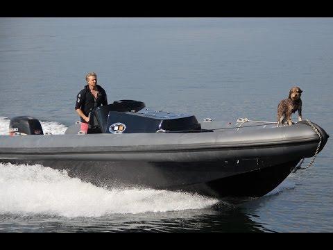 #smuggla Crompton Marine 10.0 DDC RIB CABIN BOAT Version 16 Hamrén