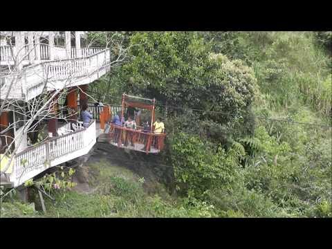 Ecuador   Amazon Waterfall Swing Chair
