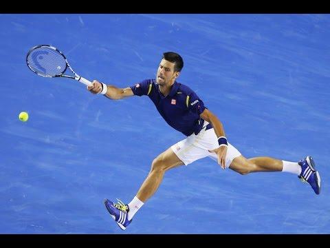 Novak Djokovic v Kei Nishikori highlights (QF) | Australian Open 2016