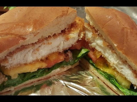 Fish Sandwich (Hook To Table #1)