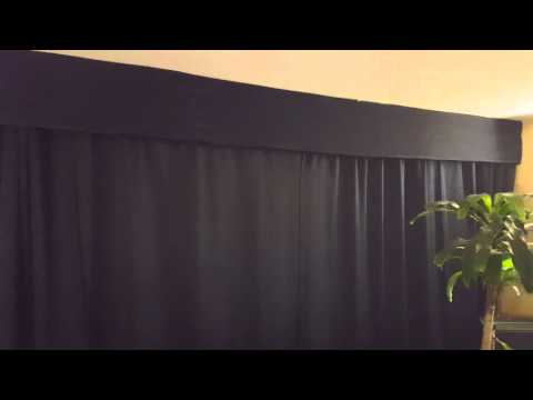 alexa blinds and curtain control - youtube